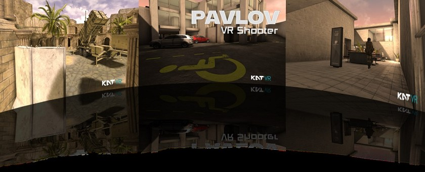 PAVLOV VR (Counter-Strike)