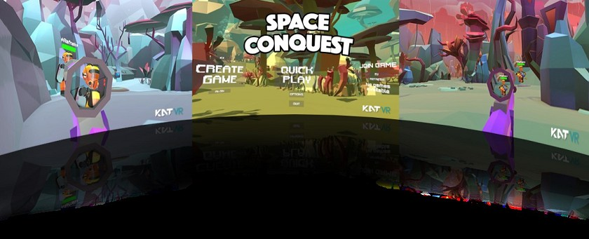 SPACE CONQUES